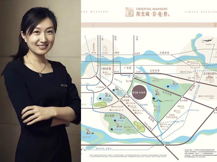 京津京沪高速各伴两侧 S6号线接驳两大机场