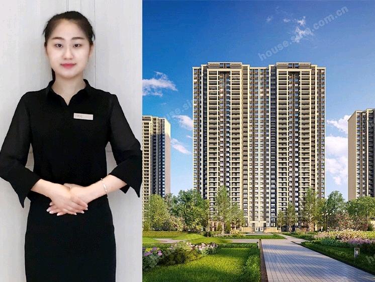 宁波 银亿朗境 88平米高层三居