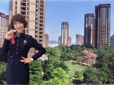 """雅居乐富春山居 私享一座""""珠江公园"""""""