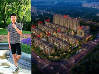 北京-首开缇香墅-区域沙盘讲解