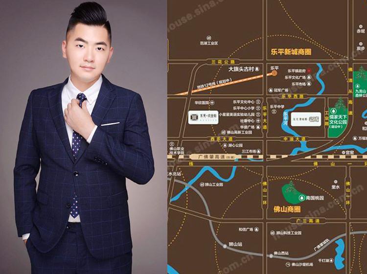 悦府总结:乐平新城广佛精工智能大宅.