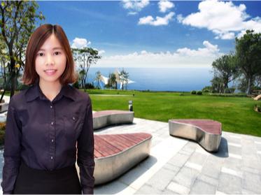广州富力天海湾园林环境讲解