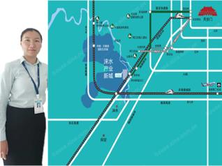 华银城涞水新城直播