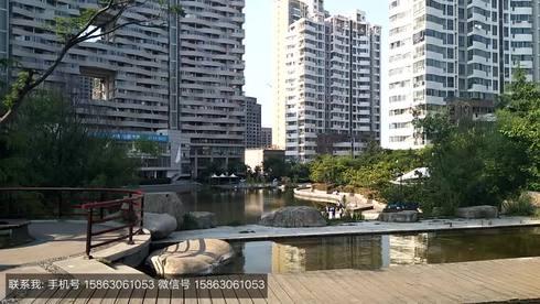 Q房网 张波为您介绍鲁信长春花园,公园般住宅小区,环境很好,来看