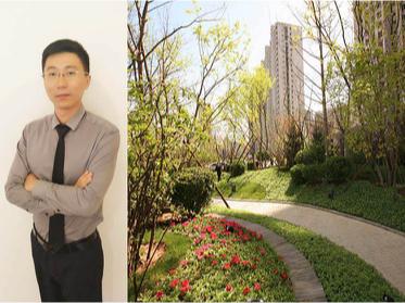 北京-丽景长安-园林景观展示