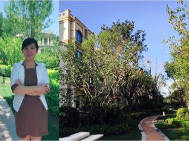 北京天恒乐墅园林景观介绍