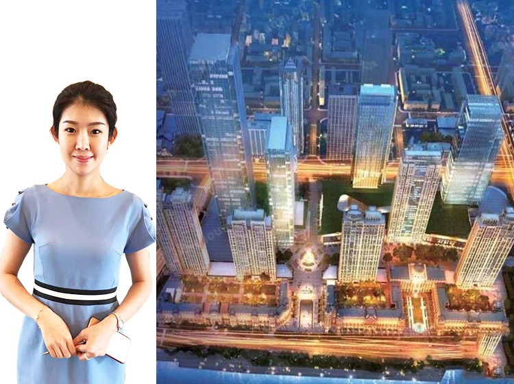 中海城市广场直播
