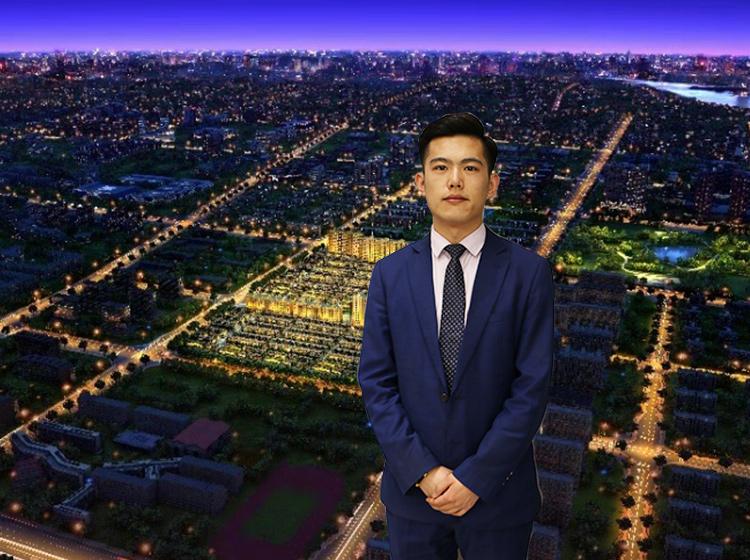 北京城建北京合院直播